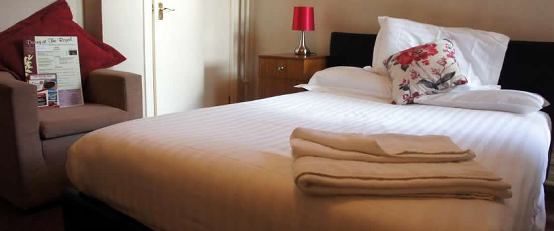 Rooms from just £30